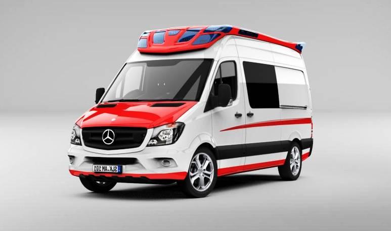 Частна линейка – какво е нейното оборудване и на какво ниво е то