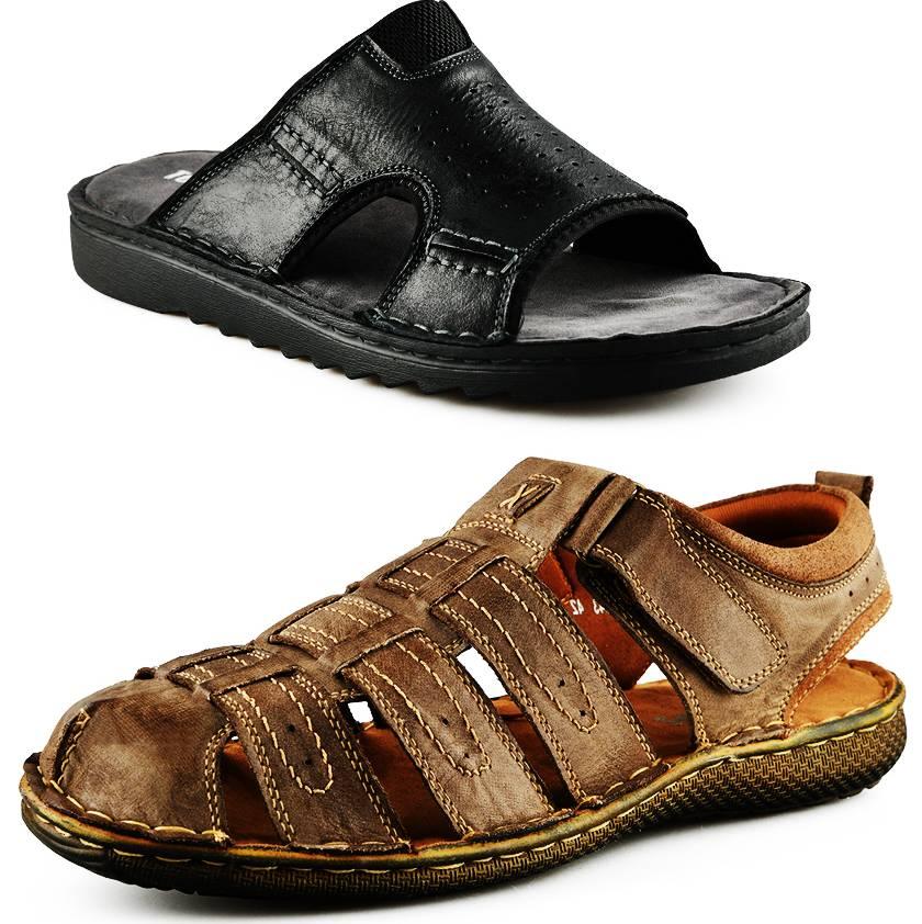 Какви мъжки спортни сандали да изберем
