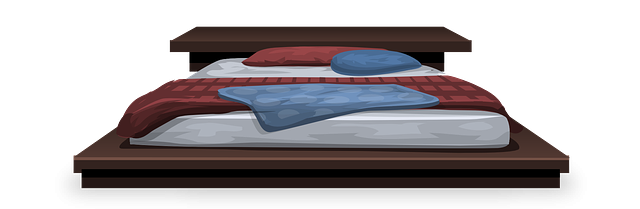 голямо легло с матрак