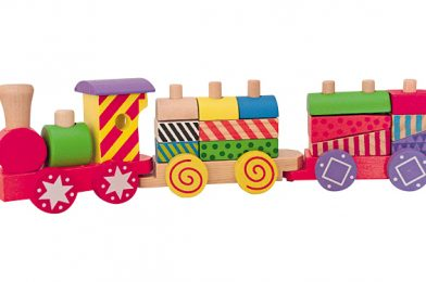 Характеристика на детски дървени играчки
